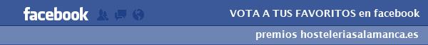 Voto facebook Premios Hosteleriasalamanca.es