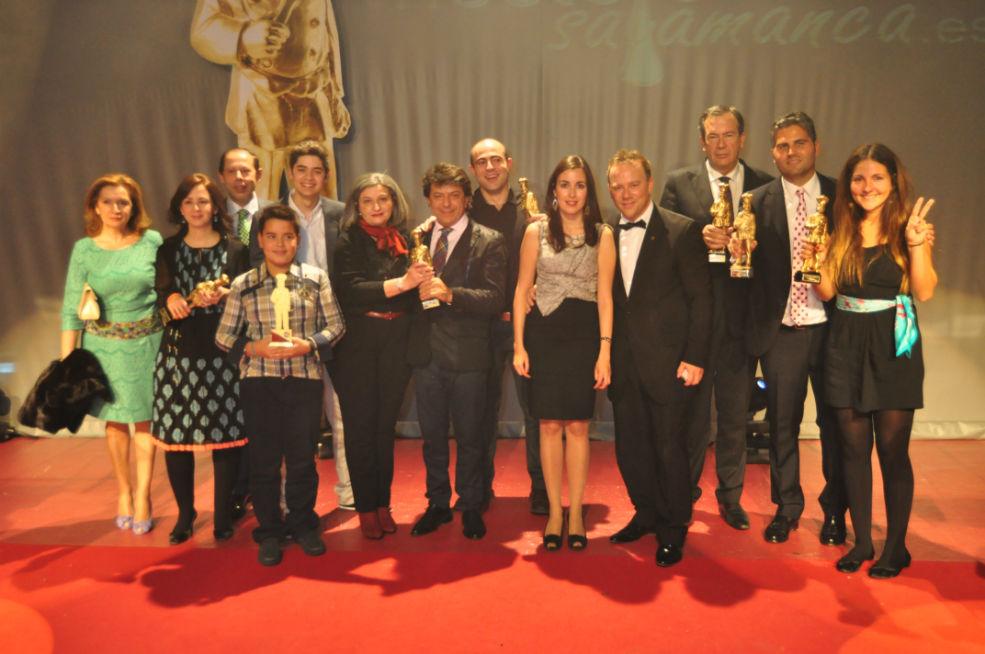 Ganadores Premios Hosteleriasalamanca.es 2012
