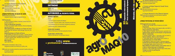 Programa Agromac 2010