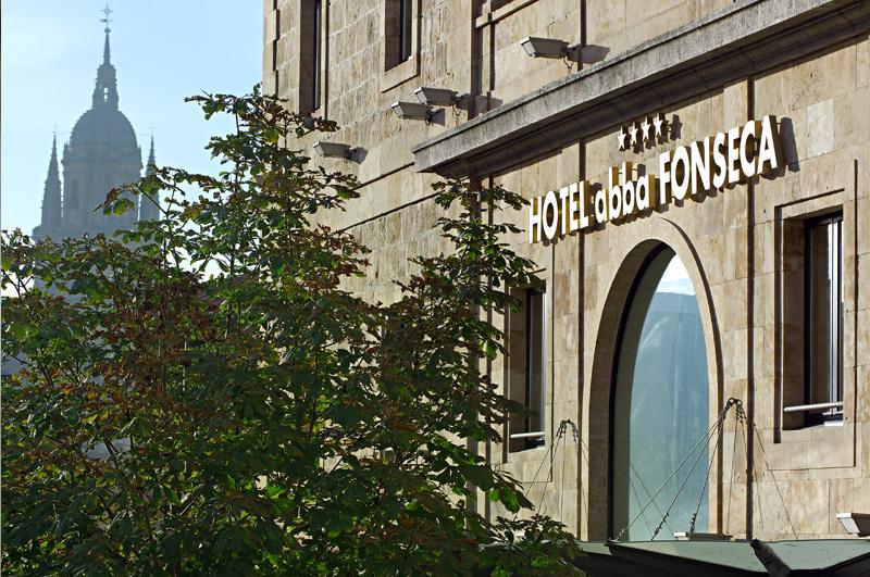 Hotel abba fonseca especial bodas en salamanca hosteler a for Codigo postal calle salamanca valencia