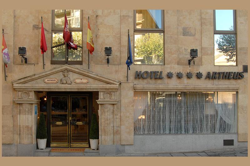 Hotel artheus carmelitas especial bodas en salamanca for Codigo postal calle salamanca valencia