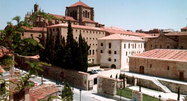 Hotel Hospes Palacio de San Esteban en Salamanca