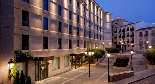 Melia las claras boutique hotel de Salamanca