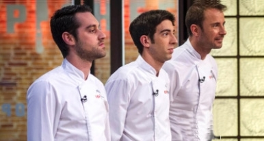 Fran Vicente abandona definitivamente Top Chef