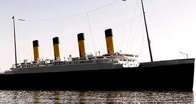 El �ltimo men� del Titanic