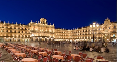 Salamanca Destino Senior recibe turistas checos