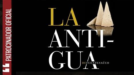 La Antigua de Fuentesaúco, Sponsor Oficial de los Premios HS