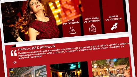 Los Premios 2015 a fondo: Café & Afterwork