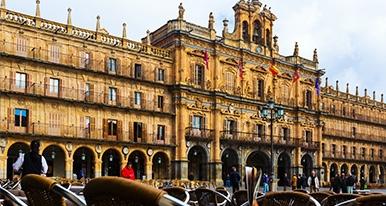 Salamanca marca r�cord de viajeros en 2015