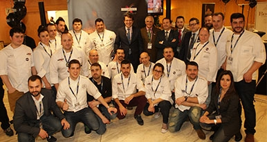La cocina de Salamanca desembarca en Madrid Fusi�n 2016