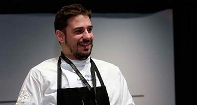 Javier Est�vez, Cocinero Revelaci�n en Madrid Fusi�n