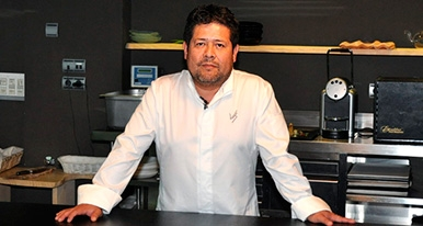 V�ctor Guti�rrez, mejor restaurante de 2015