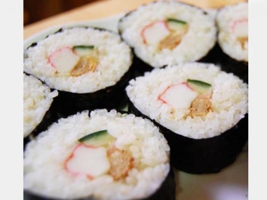 maki sushi de atn pepino y surimi tipo de plato pescados y mariscos autor