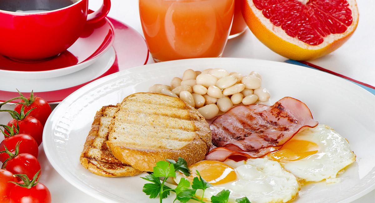 Desayuno Continental vs Desayuno Americano ...