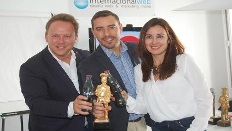 Coca-Cola, patrocinador oficial de los Premios HS