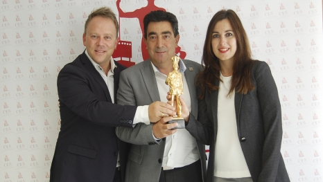 CES brinda su apoyo a los X Premios HosteleríaSalamanca.es
