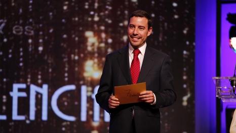 Coca Cola sorprende en la Gala de los Premios Hosteleriasalamanca.es