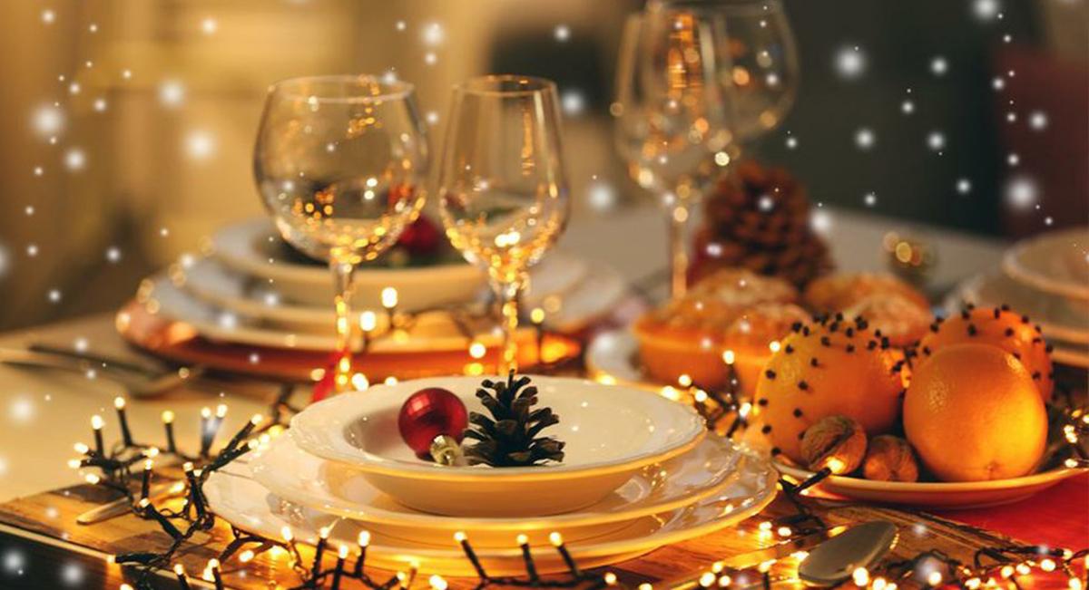 Trucos para decorar la mesa en Navidad | Hosteleriasalamanca.es