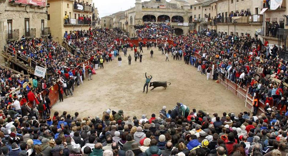Programa del Carnaval del Toro 2018 de Ciudad Rodrigo