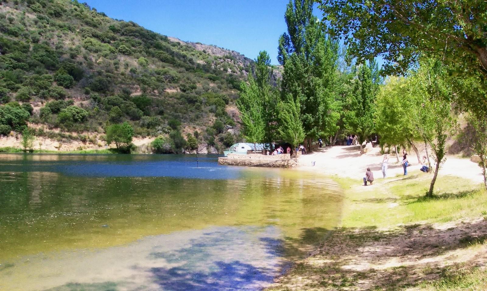 Refrescate En Las Piscinas Naturales De Salamanca
