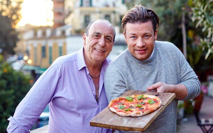 Robot Cocina Jamie Oliver | Jamie Cocina En Italia Nuevo Programa En Canal Cocina