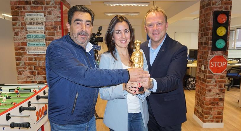 CES brinda su apoyo a los XI Premios Hosteler�aSalamanca.es