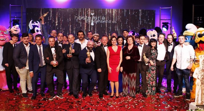 Finalistas de los Premios HosteleriaSalamanca.es 2019