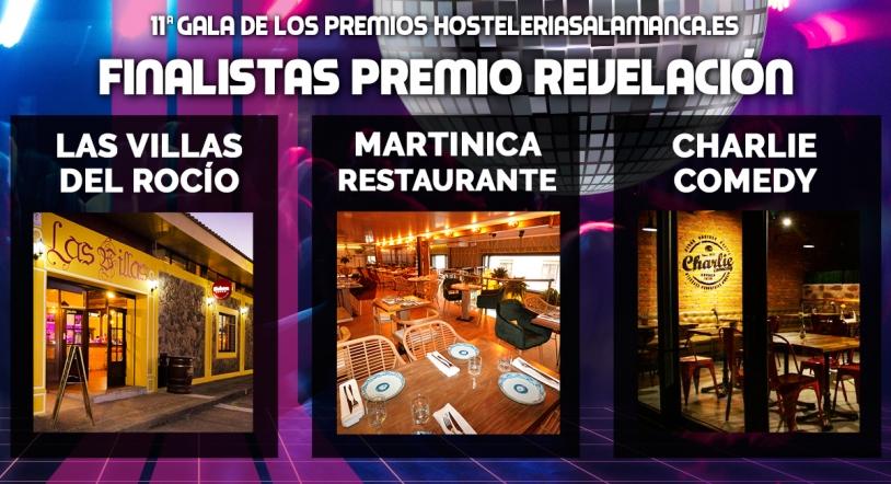 Los Premios HosteleriaSalamanca.es 2019 a fondo: Revelaci�n