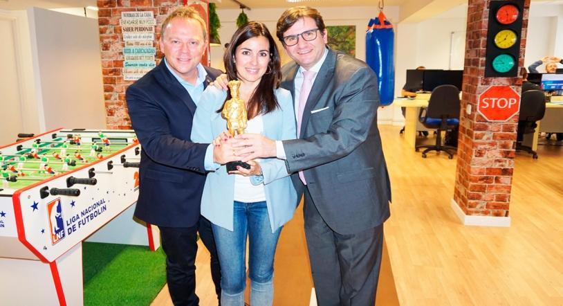 Acuerdo de colaboraci�n de La 8 de Salamanca RTVCyL con los Premios de Hosteler�a