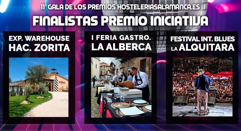 Los Premios HosteleriaSalamanca.es 2019 a fondo: Iniciativa