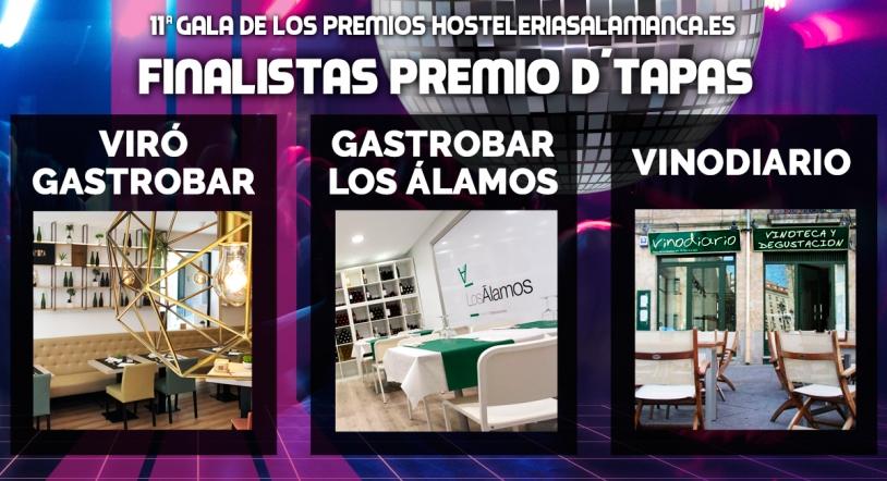 Los Premios HosteleriaSalamanca.es 2019 a fondo: D'Tapas