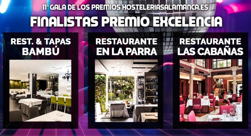 Los Premios HosteleriaSalamanca.es 2019 a fondo: Excelencia