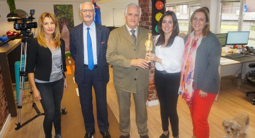 Acuerdo de colaboraci�n de la Academia de Gastronom�a de Salamanca con los Premios de Hosteler�a