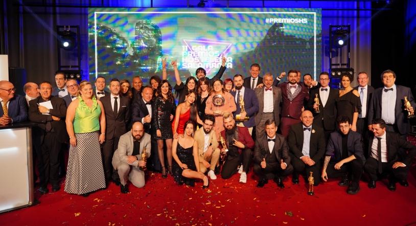 Nuevo �xito de los Premios de la hosteler�a salmantina con una gran noche para el recuerdo