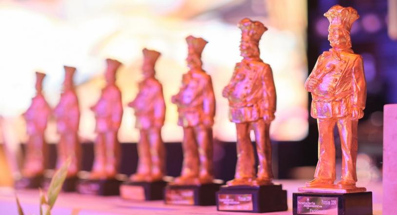 Los regalos de los ganadores de los Premios Hosteler�a de Salamanca 2019