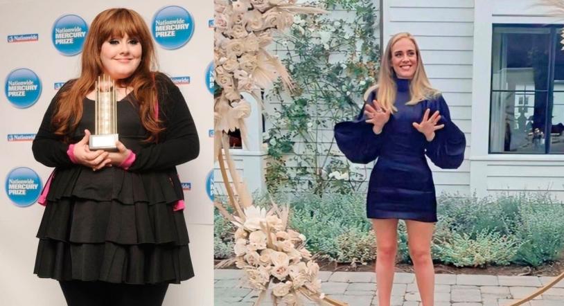 Adele sorprende con un nuevo cambio radical para celebrar su 32 ...