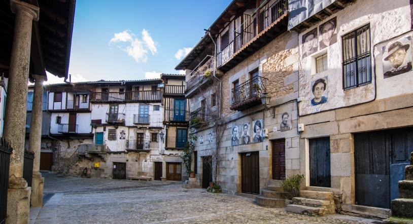 Mogarraz y San Martín del Castañar, entre los 10 pueblos más ...
