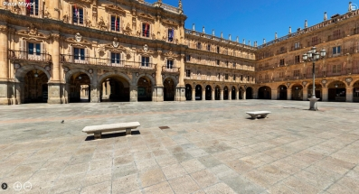 Salamanca360, ¡un espectacular tour virtual por la ciudad!