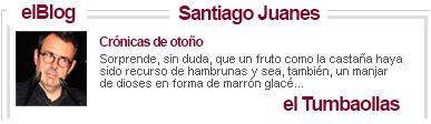 El Blog del Tumbaollas Santiago Juanes