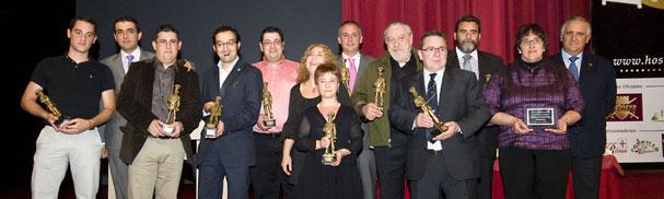 Ganadores de los Premios Hosteleriasalamanca.es 2008
